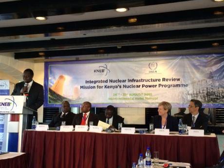 MAAE: Keňa dělá pokrok ve své cestě k jaderné energetice