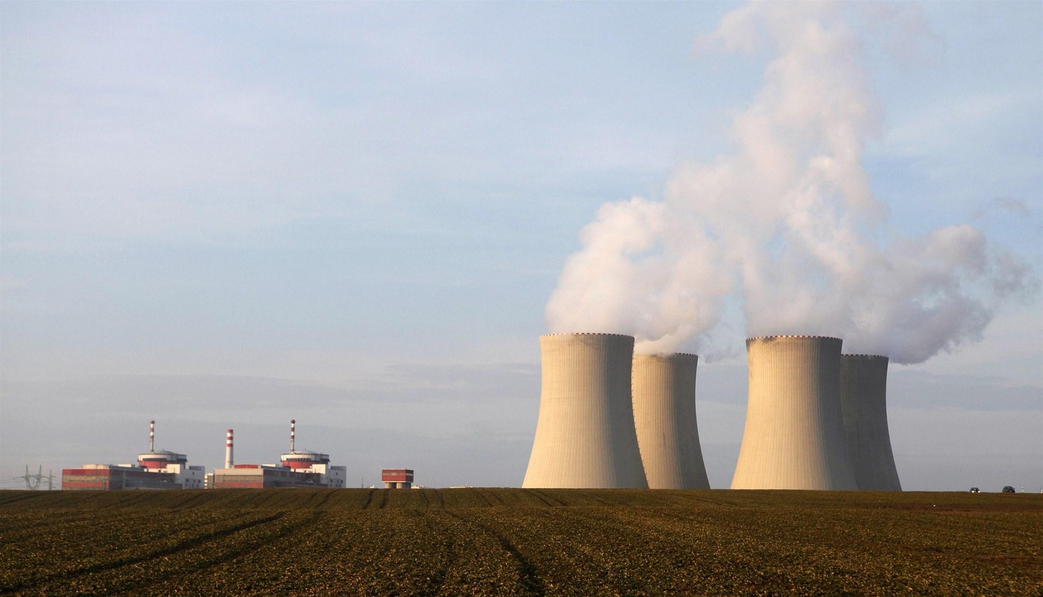 První blok Jaderné elektrárny Temelín opět v provozu