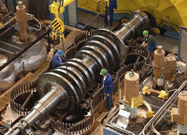 Výroba elektřiny na druhém bloku JE Temelín obnovena, oba bloky jsou v provozu