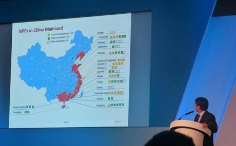 Čína vyhlíží první jaderné bloky s reaktory AP1000