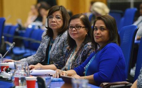 Asociace Women in Nuclear se zapojuje do kampaně proti změnám klimatu