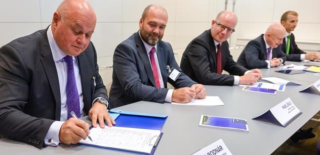 Nově založená Aliance české energetiky má v úmyslu zvýšit šance místních firem v tendrech