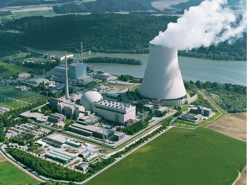 Areva vyhrála kontrakt na provádění odstávkových činností na třech německých jaderných elektrárnách