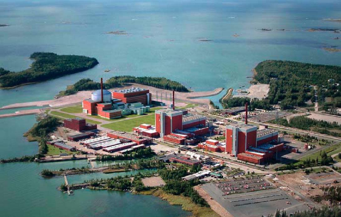 Do třetího bloku jaderné elektrárny Olkiluoto bylo dodány systémy měření a kontroly