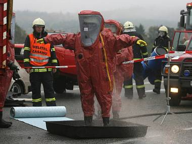 V JE Temelín proběhne cvičení, které bude simulovat jadernou havárii