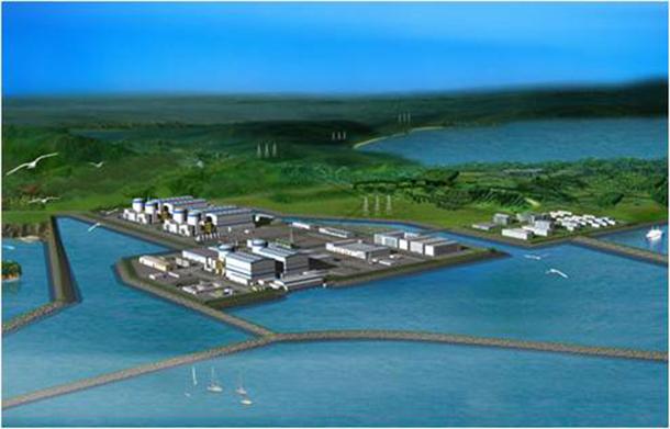 První blok jaderné elektrárny Fang-čcheng-kang byl připojen k síti
