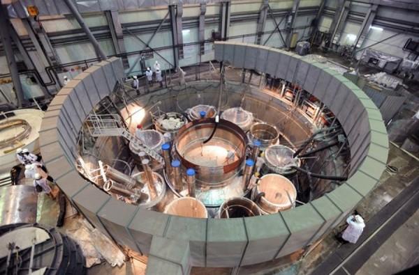 Ruské rychlé reaktory řady BN