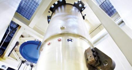 AP1000 reactor coolant pump - 460 (Curtiss-Wright)