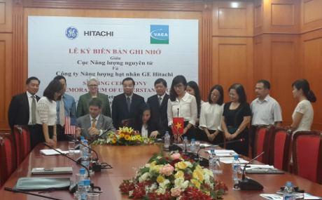 Vietnamská dohoda podporuje rozvoj jaderné infrastruktury
