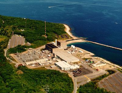 Společnost Entergy rozhodla o trvalém odstavení jaderné elektrárny Pilgrim