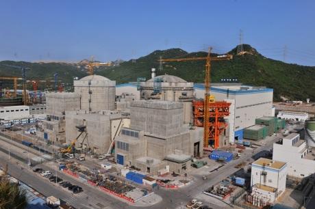 Třetí blok čínské jaderné elektrárny Jang-ťiang byl připojen k síti