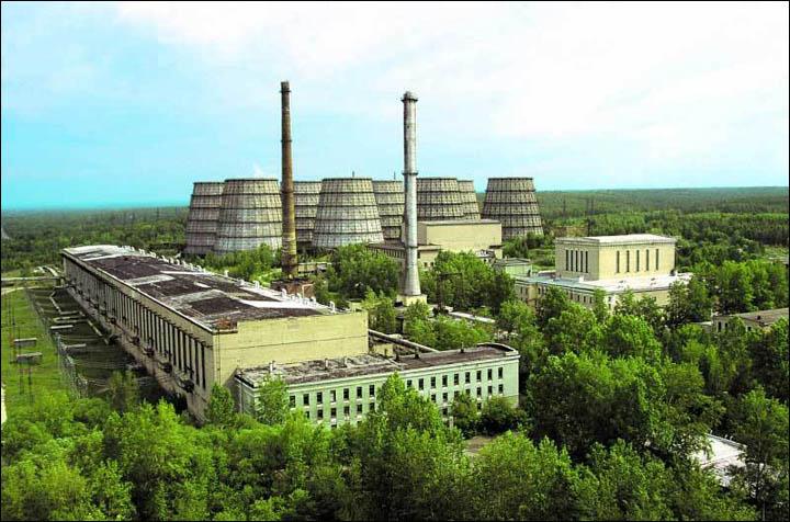 Rusko dokončilo likvidaci prvního uranovo-grafitového reaktoru