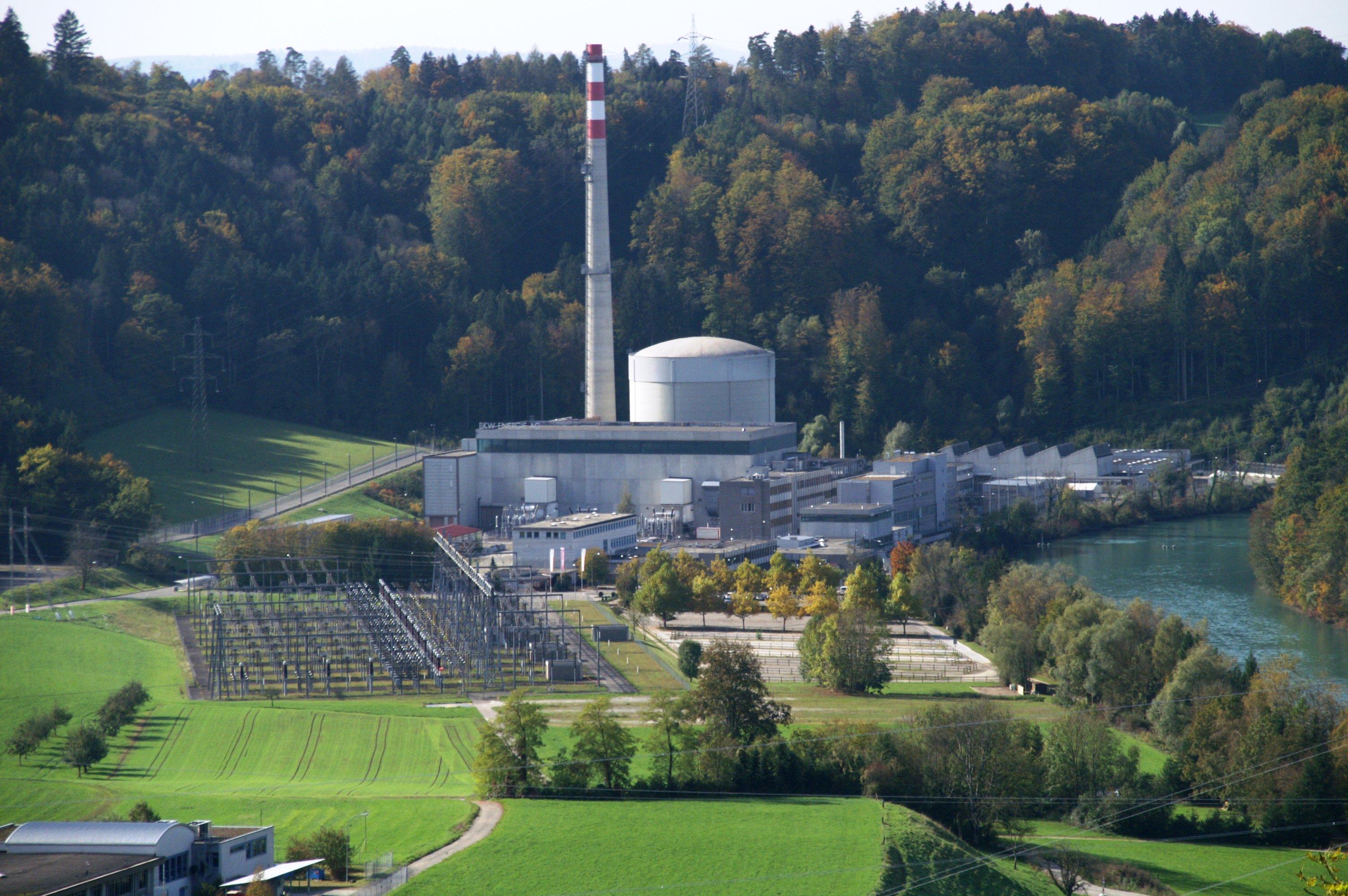 Švýcarský parlament hlasoval proti limitování provozní životnosti jaderných reaktorů