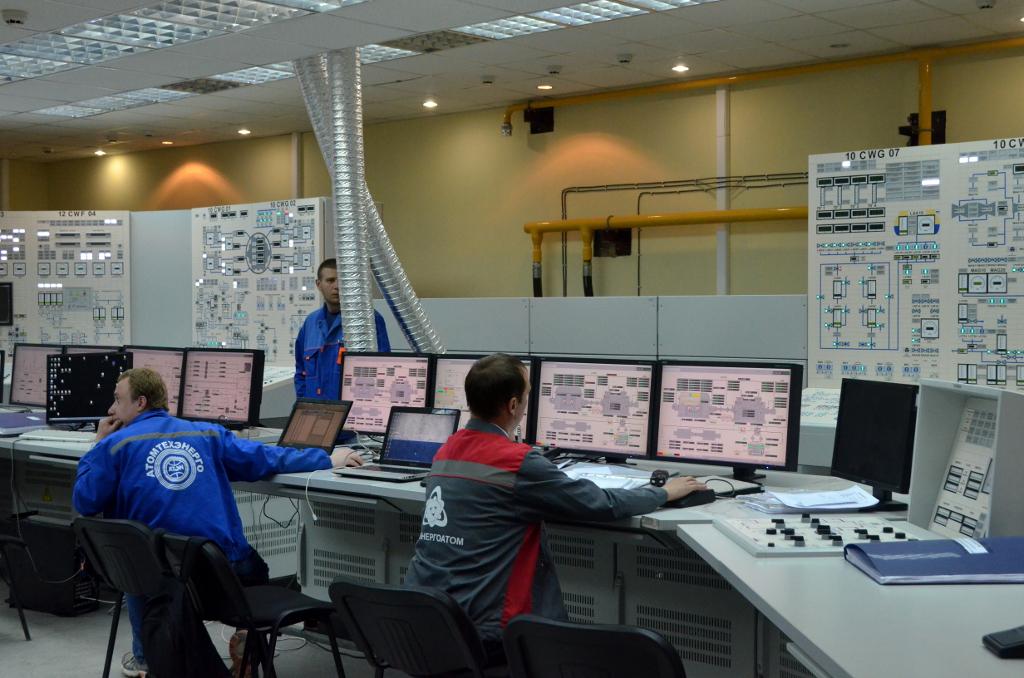 Na Novovoroněžské JE byla zahájena horká etapa testování
