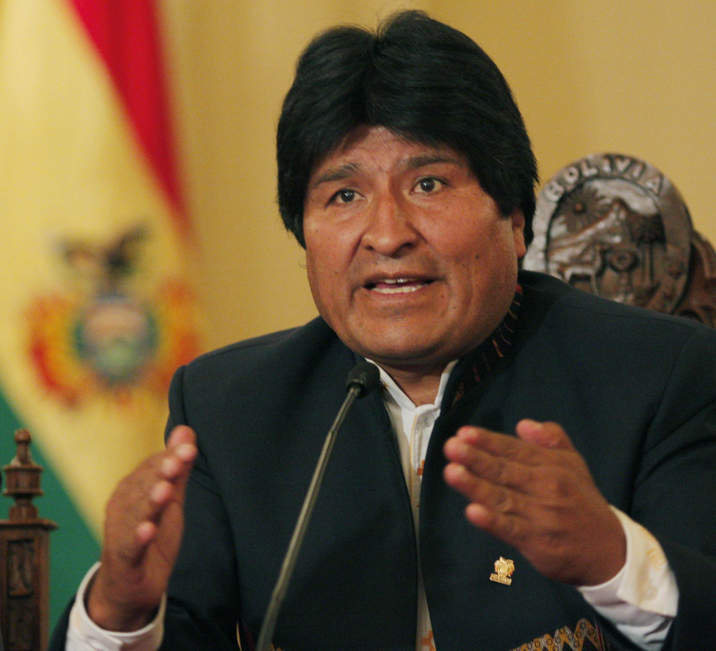 Bolívie plánuje postavit centrum jaderného výzkumu