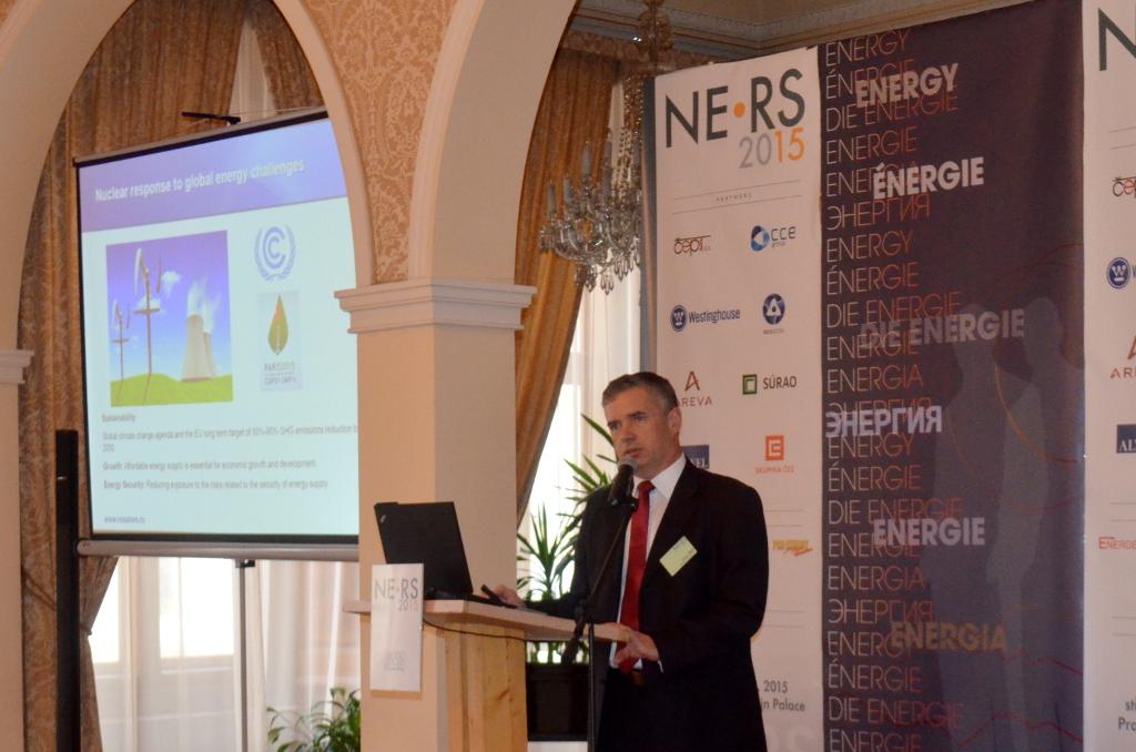 Konference NERS 2015 se zabývala udržením kvality know-how a konkurenceschopnosti v jaderné energetice