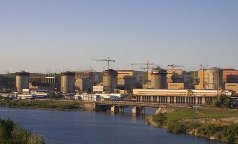 Čínská investice do rumunské jaderné elektrárny