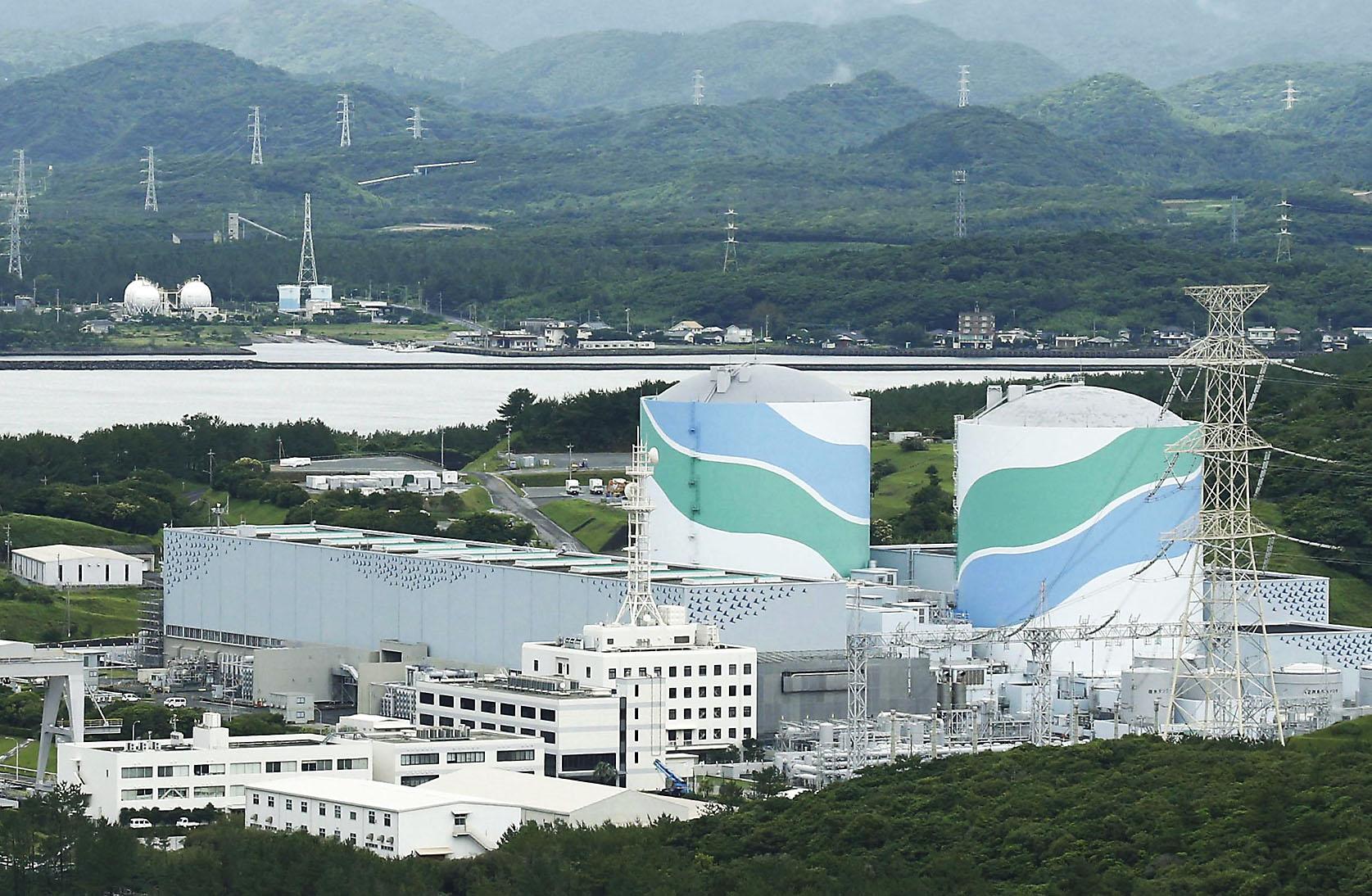 Druhý japonský restartovaný reaktor dosáhl plného výkonu