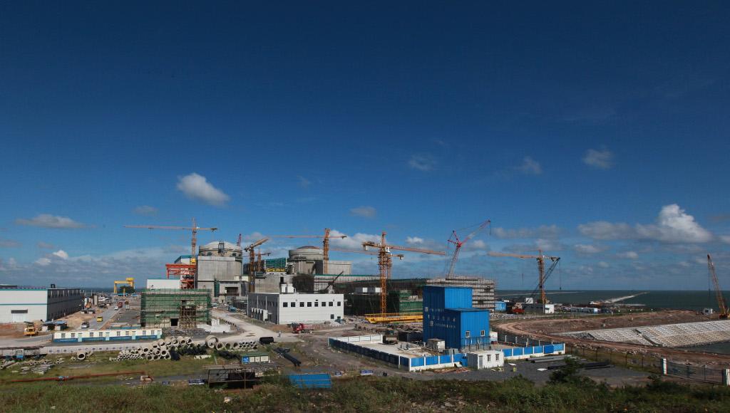 Čína bude při plnění svých závazků zPaříže spoléhat hlavně na jaderné elektrárny