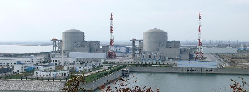 Čínská rada schválila výstavbu dalších čtyř jaderných reaktorů