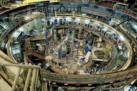 Visite du site nucléaire de Creys-Malville (Isère)  aujourd'hui en phase de démantèlement. ** pour des légendes plus précises, voir avec le journaliste ( Christian Lecomte ) 24 août 2011 © David Wagnières