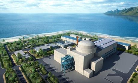 Začala výstavba šestého bloku čínské jaderné elektrárny Fu-čching