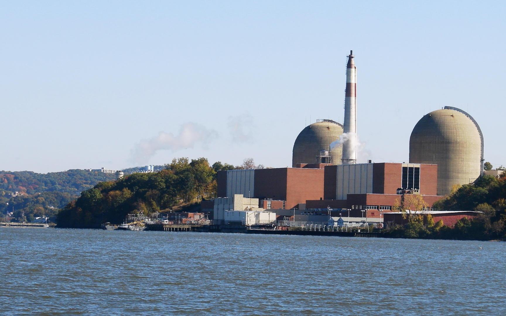 Regulační úřad povolil provoz třetímu bloku americké elektrárny Indian Point