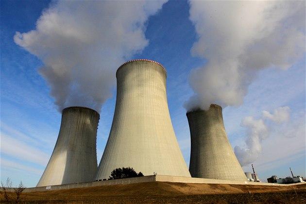 Třetí blok JE Dukovany začne ode dneška opět dodávat energii do sítě