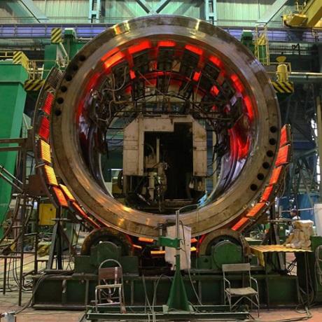 Společnost AEM Technology dosáhla dalšího milníku při výstavbě běloruské jaderné elektrárny