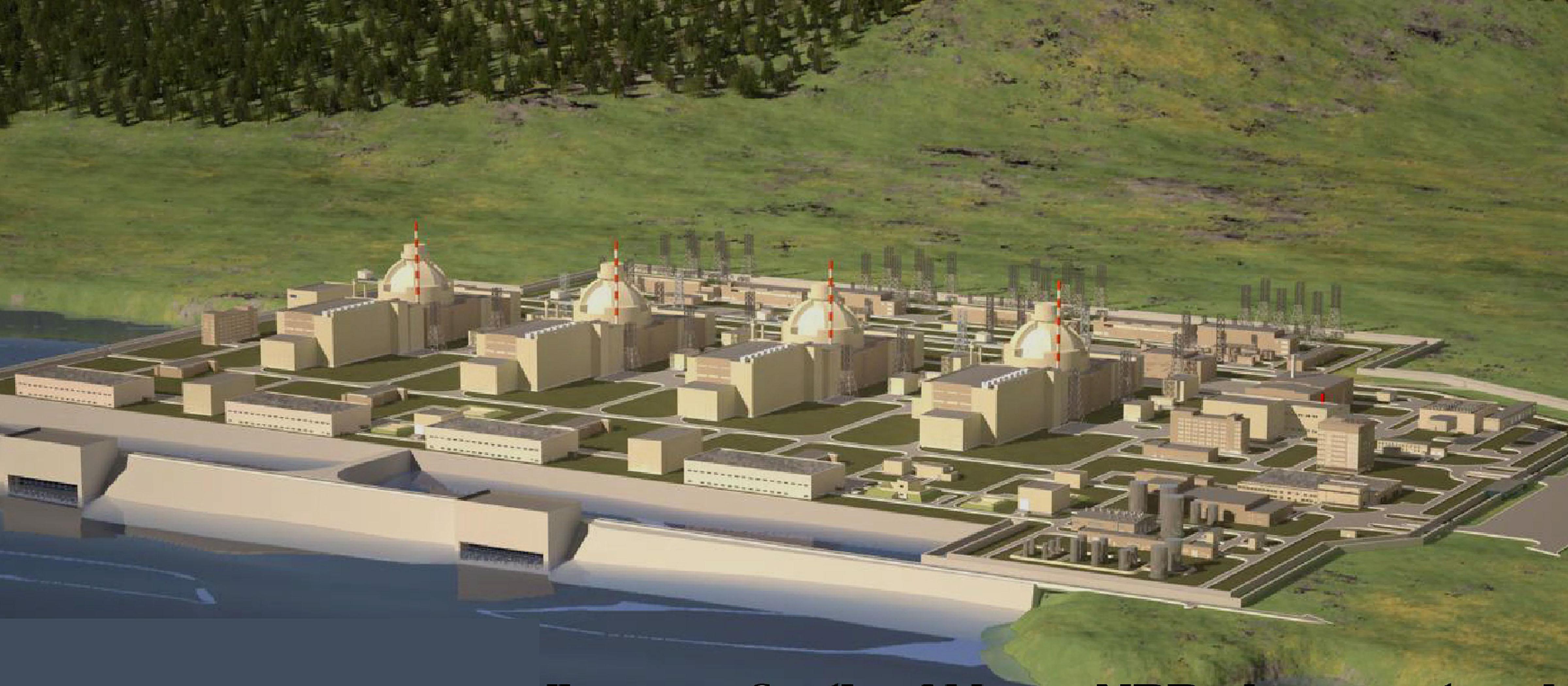 Rusko zatím nepozastavuje turecký jaderný projekt