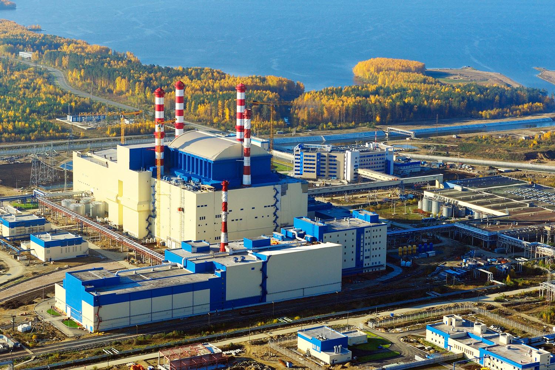 Nejvýkonnější rychlý reaktor dodal do sítě první elektřinu