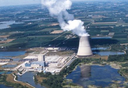 Jaderné elektrárně Davis-Besse byla prodloužena provozní licence