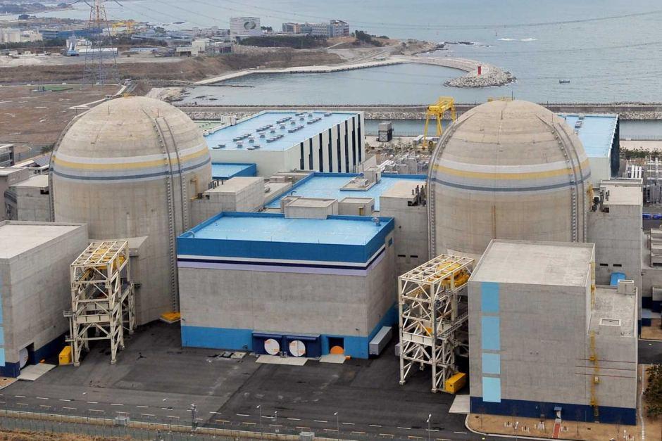 První jihokorejský reaktor APR-1400 byl připojen k síti