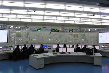 V Číně byl zprovozněn simulátor blokové dozorny reaktoru HTR-PM