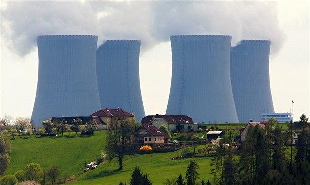 JE Temelín vyrobila v loňském roce 4. nejvyšší množství elektřiny ve své historii