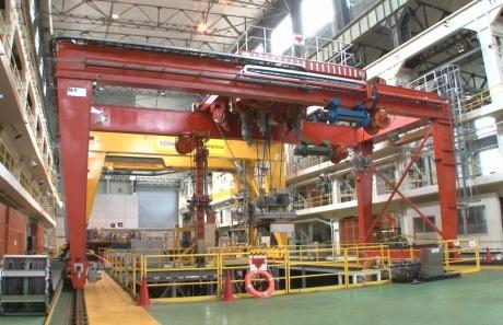 Třetí blok JE Fukušima Dajiči čeká montáž zařízení na vyjmutí palivových souborů
