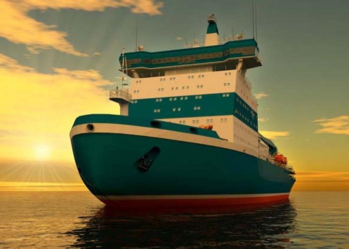 Jaderný ledoborec Arktika bude v květnu spuštěn na vodu