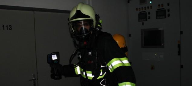 V JE Temelín je kvůli výcviku zaměstnanců simulováno radioaktivní záření