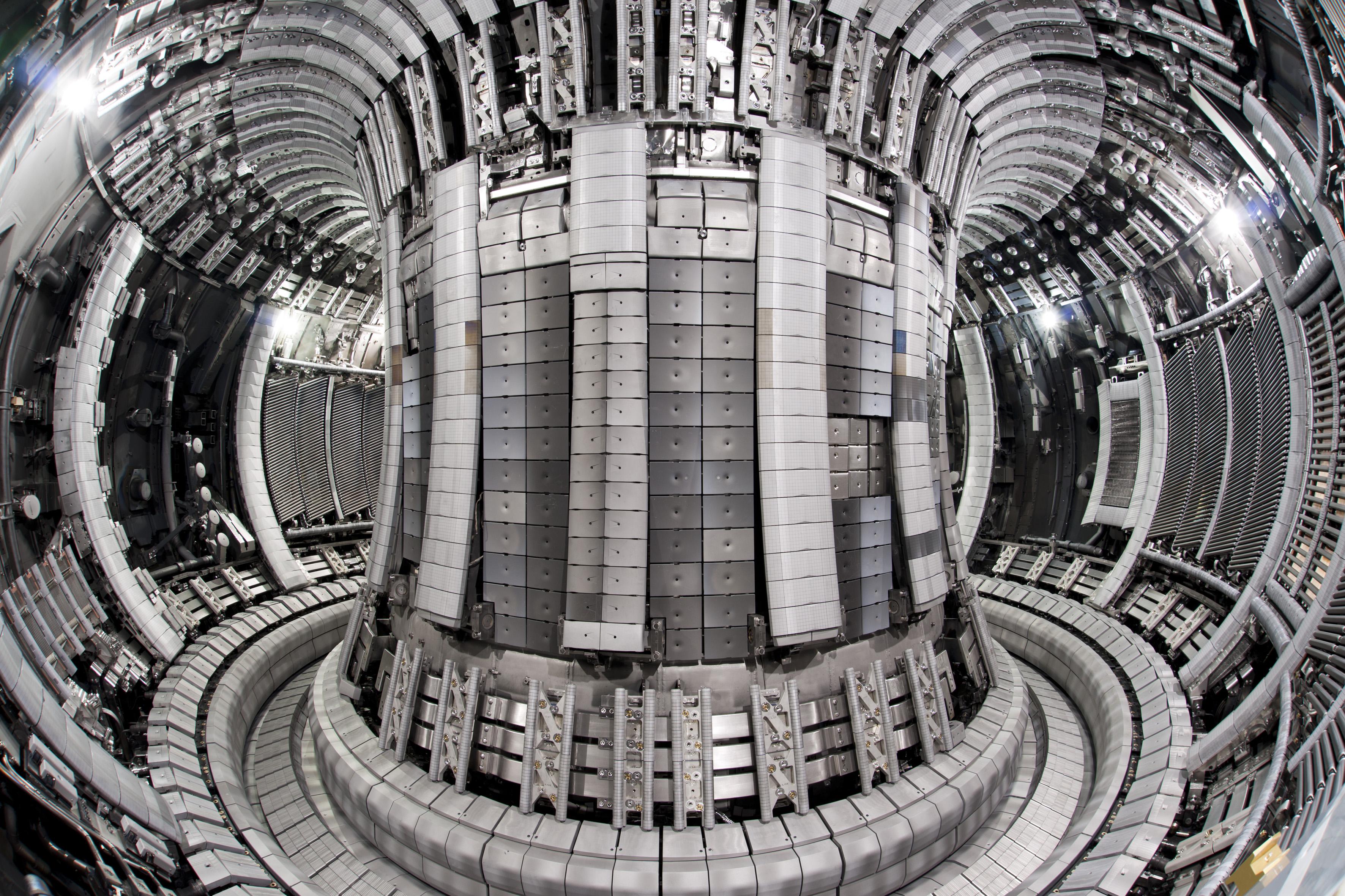 Fúzní reaktor ITER fotogalerie