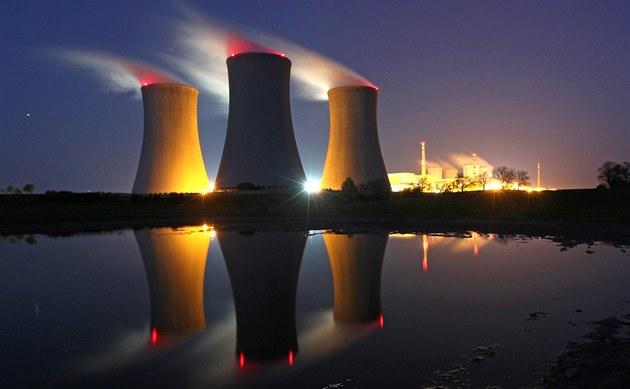 První blok JE Dukovany po odstávce obnovil výrobu elektřiny