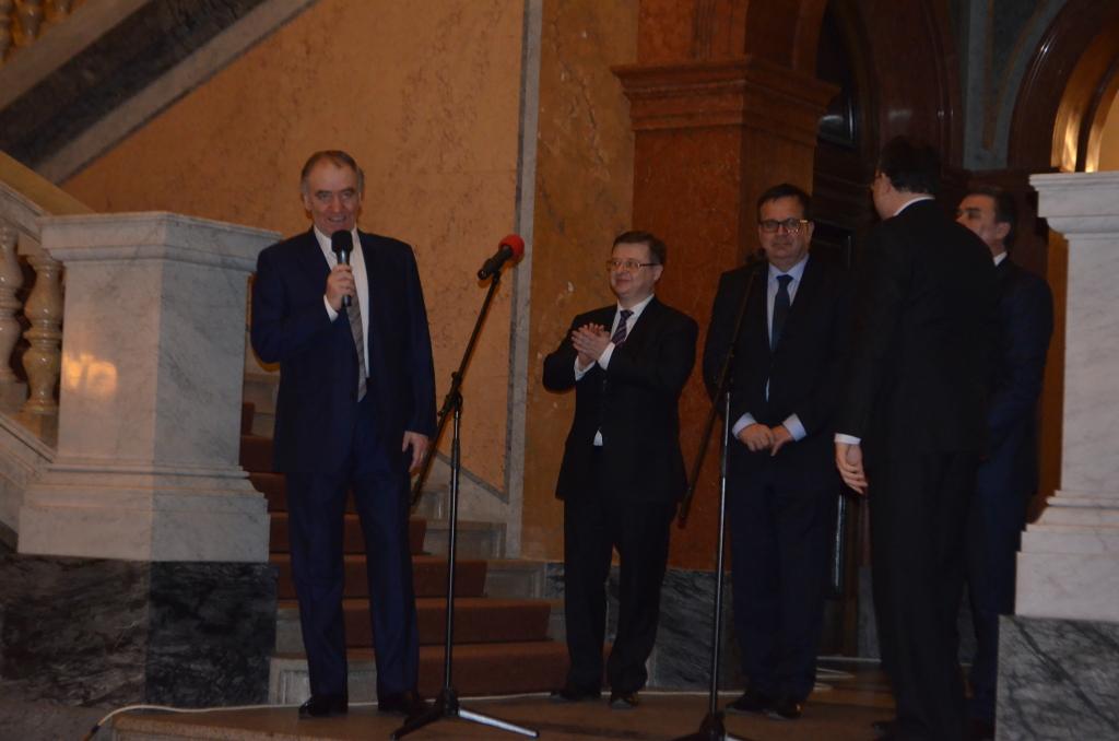 Palivová společnost TVEL podpořila koncert Valerije Gergijeva v Praze