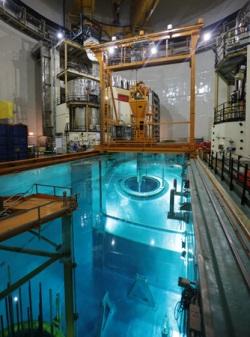 Hualong One fuel irradiation - 250 (CNNC)