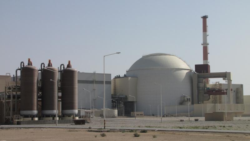 Írán plánuje čtyři další jaderné reaktory