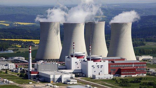 JE Temelín chce letos vyrobit více elektřiny než v loňském roce