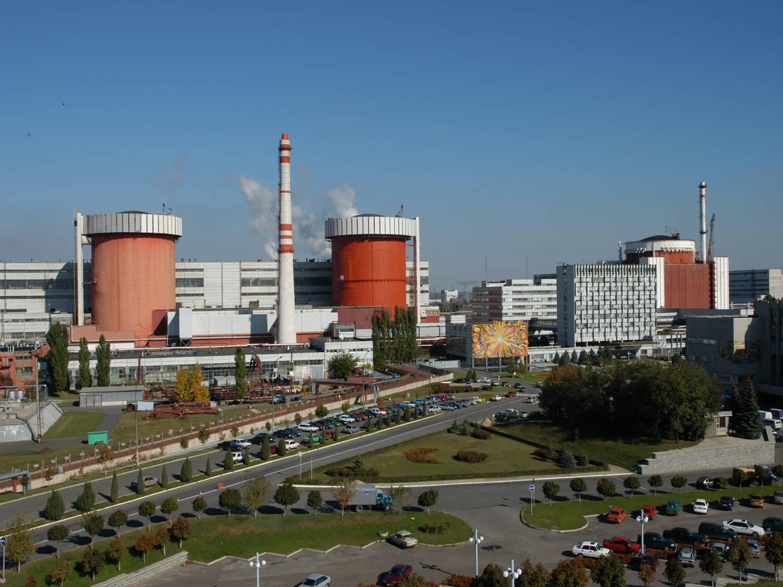 Ukrajina schválila investici do Jihoukrajinské jaderné elektrárny