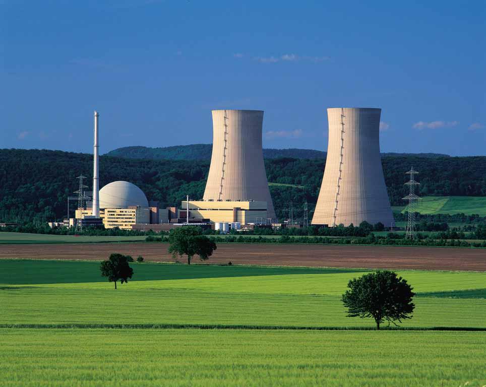 Německá jaderná elektrárna dosáhla světového rekordu