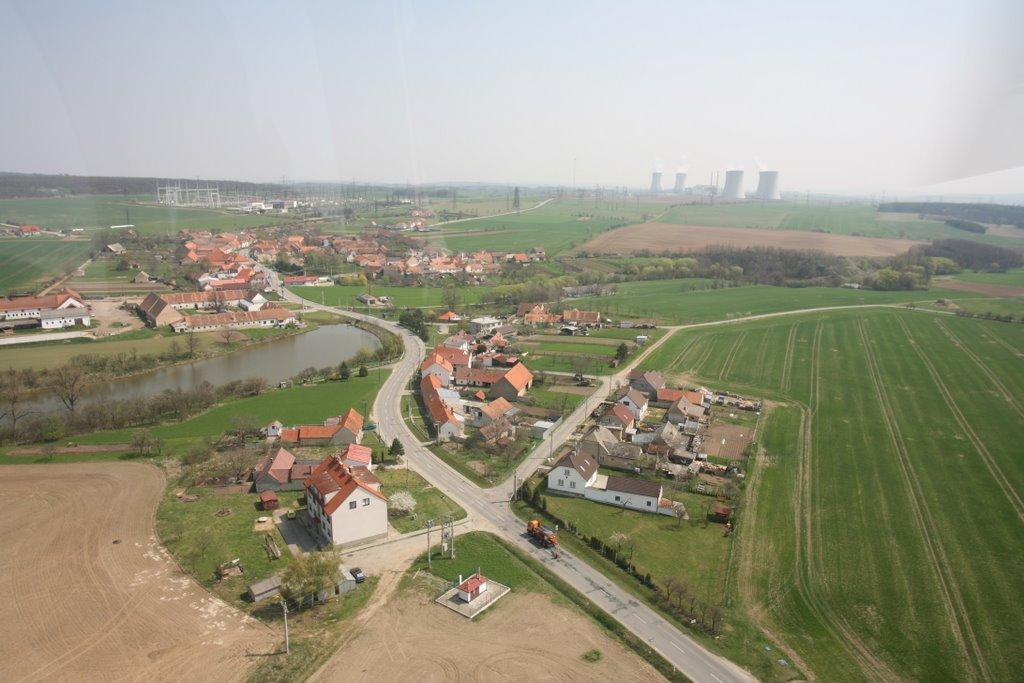 Ve Slavěticích proběhne referendum ohledně rozšíření JE Dukovany