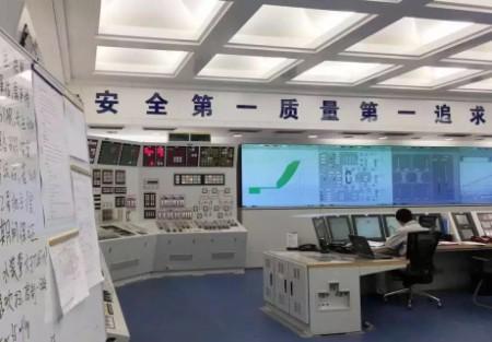Hongyanhe 4 control room - 460 (SNPTC)