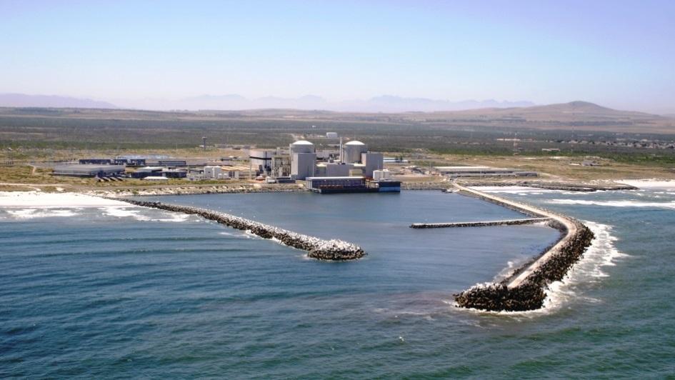 Společnost Eskom předložila žádosti o licence pro nové jaderné lokality