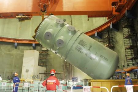 Tianwan 4 RPV installation - 460 (CNI23)